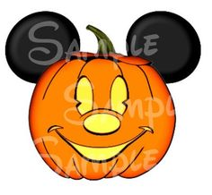 Hey, I found this really awesome Etsy listing at https://www.etsy.com/listing/160825464/halloween-pumpkin-mickey-digital