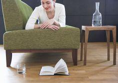 mamma sofa  Erhältlich in den Breiten 136, 196 oder 256 cm, bzw. mit oder ohne Armlehne.