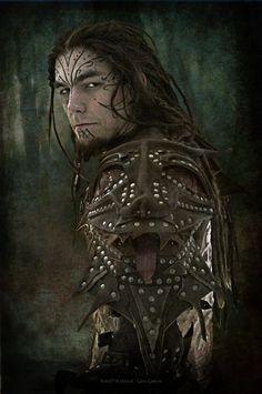 Forest Warrior by Georgina-Gibson.deviantart.com