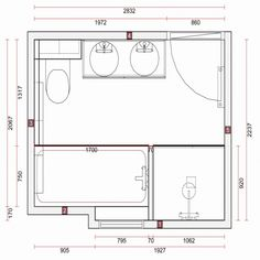 How to Choose Your Guide to Planning The Master Bathroom Of Your Dreams - homeuntold Master Suite Bathroom, Laundry Room Bathroom, Bathroom Layout, Bathroom Decor Pictures, Diy Bathroom Decor, Modern Home Interior Design, Bathroom Interior Design, Small Bathroom With Shower, Modern Bathroom
