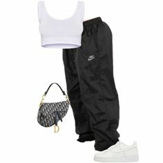 Swag Outfits For Girls, Cute Swag Outfits, Cute Comfy Outfits, Teen Fashion Outfits, Teenager Outfits, Edgy Outfits, Retro Outfits, Teenage Girl Outfits, How To Have Style