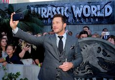 Buenos Gays Aires: Chris Pratt domina el mundo Jurásico y del estilo ...