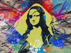 Mona Lisa Brigades: Graffiti campaigns in Egypt bring women and children into street art