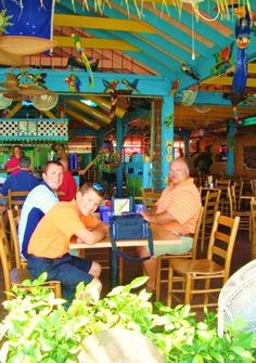 Parrot Key Caribbean Grill - Fort Myers Beach, Florida http://www.myparrotkey.com/home