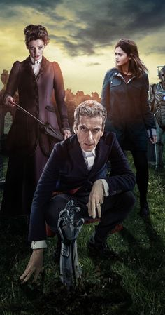 Season 8, Episode 12 Death in Heaven Directed by Rachel Talalay.  With Jenna Coleman, Peter Capaldi, Samuel Anderson, Michelle Gomez. With Cybermen on the streets of London, old friends unite against old enemies and the Doctor takes to the air in a startling new role. As the Doctor faces his greatest challenge, sacrifices must be made before the day is won.