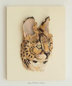 Serval Art