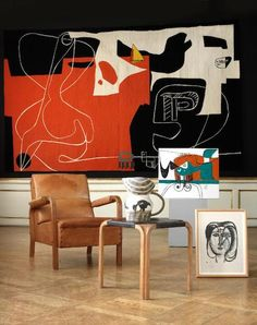 Auction: You Can Buy a Le Corbusier Tapestry Meant for the Sydney Opera House