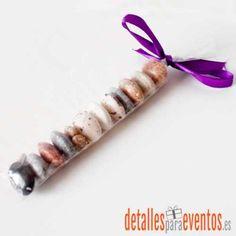 Piedras de Río de caramelo artesanal. Un detalle único para regalar a tus invitados.