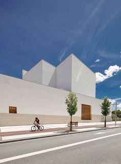 La iglesia-supermercado de Rafael Moneo