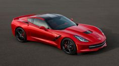 The new Chevrolet Corvette