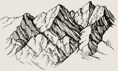 drawing rocks pencil - Google Search