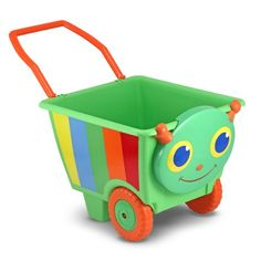 Melissa  Doug Sunny Patch Happy Giddy Cart  Pretend Play Toy for Kids -- Read more reviews of the product by visiting the link on the image.Note:It is affiliate link to Amazon.