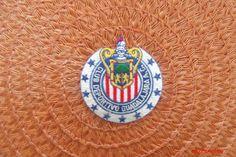 New Club Deportivo Guadalajara Chivas White Patch #Guadalajara