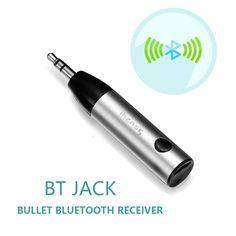Mini Music Receiver Adapter Jack AUX Audio Wireless Bluetooth Car Kit Handsfree with Mic for Headphones Speaker Price: USD Drones, Kit Main Libre, Bluetooth Car Kit, Receptor, Home Speakers, Portable Speakers, Mini, Car Audio, Electronics Gadgets