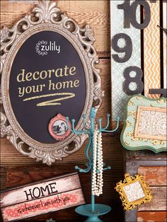 Discover hundreds of home decor items at prices 70% off retail! At zulily you'll find something special for every room in your home!