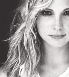 CANDICE ACCOLA Favorite:The Vampire Diaries