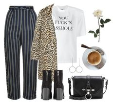 """""""Petterns"""" by baludna ❤ liked on Polyvore featuring Vetements, Topshop, MANGO, rag & bone, Givenchy and STELLA McCARTNEY"""