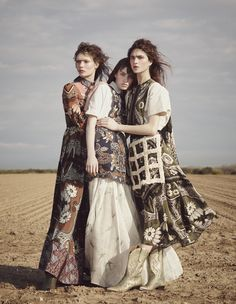 Wild West style: How To Spend It July 2015 by Damian Foxe - Valentino