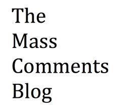Want to check-in with SMC students, alumni, and professors? The Mass Comments Blog is a good place to start.