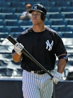 Aaron Judge, NYY, Tampa//Feb 22, 2016