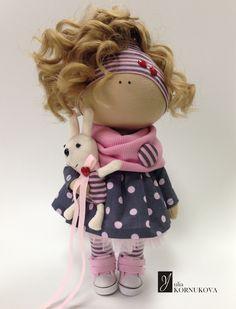 Купить Тетя Мотя. Интерьерная текстильная кукла. - комбинированный, интерьерная кукла, текстильная кукла, кукла