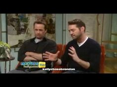 Access Hollywood Interviews Luke Perry and Jason Priestley! (January 2011) - YouTube