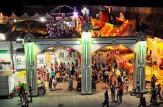 Resultado de imagen de feria fiestas del pueblo
