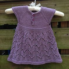 Paulina Dress is a classic little dress with a simple lace skirt. Free pattern