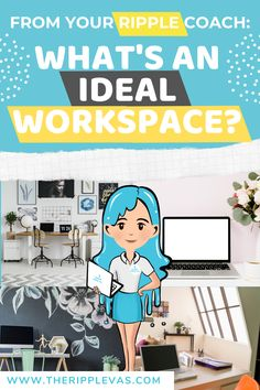 If a workplace is equated to a person, it portrays that person's physical body while the workspace represents the heart and the soul that gives life to that body. It is in the heart where purpose springs and fulfillment come forth from the soul. Do you want to know more ideas and inspiration on having an ideal workspace? Click here to find out. Content Marketing Strategy, Seo Marketing, Marketing Digital, Business Marketing, Social Media Marketing, Business Planner, Business Tips, Online Business, Virtual Assistant