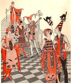 1920s Dennison's Book Page