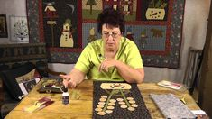 In this applique tutorial by Jan Patek, she covers lots of great applique tips using her block of the month pattern Snow Day which was inspired by her family...