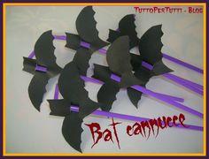 Tutto Per Tutti: BAT CANNUCCE - Special Halloween!