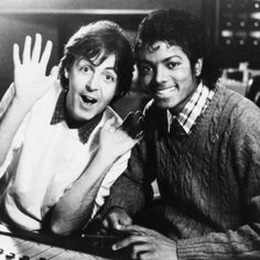 Paul and Michael