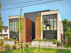 Modern Home duplex house plans Design Ideas, Pictures, Remodel and Decor