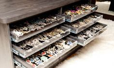 Perfect Way to Store Your Jewelry