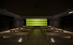 Proyecto iluminación.- Bodega David Moreno  #LightingDesigners #Iluminacion #Bodega #OsabaIluminacion #DavidMoreno