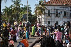 Carnaval, Bissau