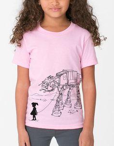 My Star Wars AT-AT Pet - Toddler / Youth American Apparel T-shirt ( Star Wars t shirt )