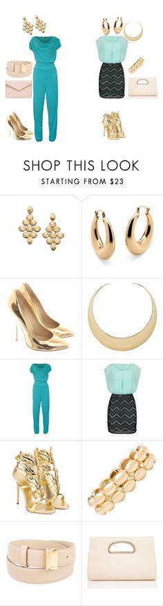 """Jasmine 2018 1"" by anna-mar ❤ liked on Polyvore featuring Marco Bicego, Palm Beach Jewelry, Giuseppe Zanotti, First People First, WearAll, maurices, Chaumet, Salvatore Ferragamo, Forever New and Rebecca Minkoff"