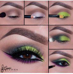 New eyeshadow makeup tutorial for Urban Decay. The perfect eye make-up . - Make-Up Makeup Hacks, Makeup Inspo, Makeup Inspiration, Makeup Tips, Makeup Ideas, Makeup Brands, Makeup Tutorials, Beauty Makeup, Makeup Eye Looks