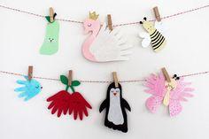 Hobbies For Women Key: 4466468860 Hobbies For Kids, Hobbies And Crafts, Diy For Kids, Baby Crafts, Diy And Crafts, Crafts For Kids, Creative Activities, Creative Kids, Handprint Painting