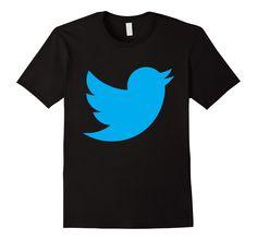Amazon.com: Twitter T-shirt: Clothing