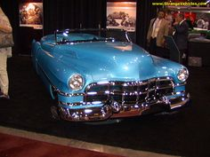 1952 CADILLAC 'ROADSTER' CONVERTIBLE - FRONT