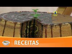 Santa Receita | Aprenda a fazer um delicioso Bolo xadrez por Júlio Cruz - 29 de Agosto de 2016 - YouTube