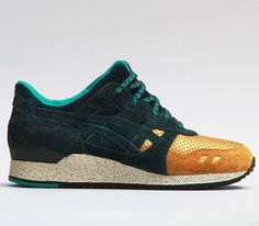 "Concepts x Asics Gel Lyte lll ""Three Lies"""
