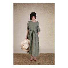 Vestito Lungo Lino-product