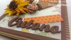 Scrappy Lovers: Bem vindo, Outono!!! Viria, You And I, Cardmaking, Lovers, Fall, Cards, Design, Welcome Fall, Autumn