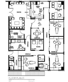 1000 images about floor plans on pinterest cosmetic for Dental office design 1500 sq ft