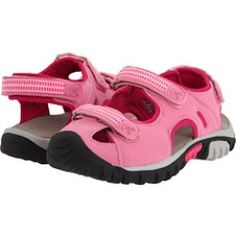 Kamik Kids - Ventura (Toddler/Youth) (Light Pink) - Footwear $19.99