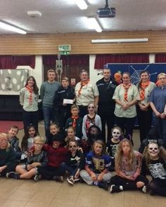 """A new scout group in Brighton is to be given £300 by Sussex Police from the proceeds of selling confiscated property, the force said.  The money will help the 55th Brighton (Moulsecoomb) Scout Group to fund the use of a venue and equipment.  A spokesman for the group's cub pack said: """"Young people f"""